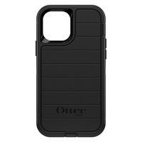 "OtterBox Defender Pro Series Case  - For iPhone 12/12 Pro 6.1"" Black"