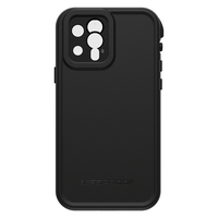 "LifeProof Fre Series Case - For iPhone 12 6.1"" Black"