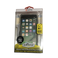 iPhone 7 Plus Griffin Survivor Clear