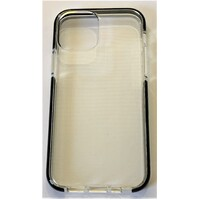 iPhone 12/iPhone 12 Pro Guard Case-Black/Clear