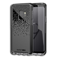 Tech21 Evo Max Case For Samsung Galaxy S9+ Plus - Charcoal Black - Au Stock